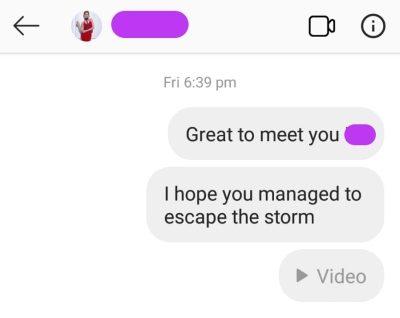 Girl random online to talk Talk to